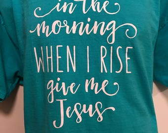 Jesus Shirt,Ladies, Women, S-3x,Religious , Christian, Gifts for her
