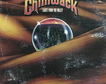 Chilliwack Lights From The Valley Record Vinyl LP