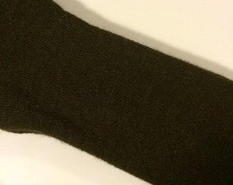 Alpaca Socks - Womens - Brown