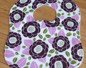 Bloom in Lilac Bib