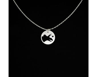 Triceratops Necklace - Triceratops Jewelry - Triceratops Gift
