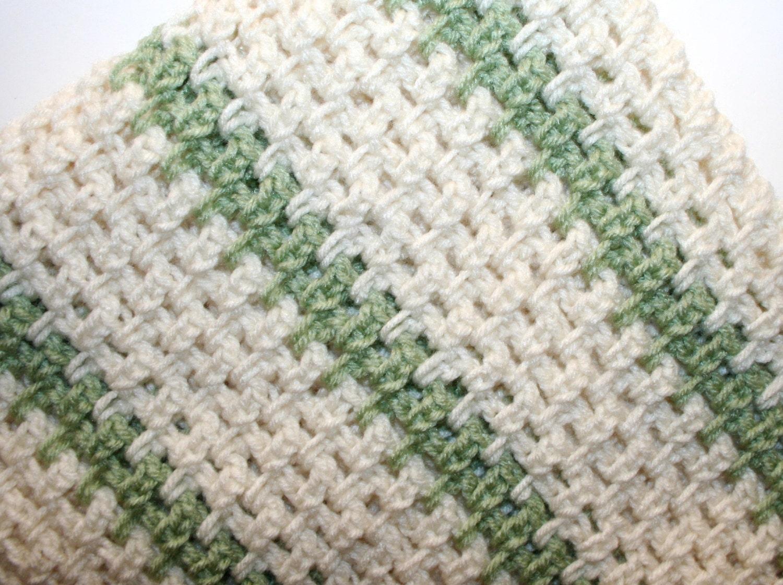 Crochet Blanket Pattern Afghan Lap Wheelchair Coverup Easy