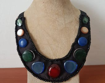 Women's necklace, handmade necklace