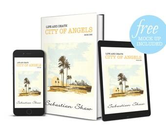 Premade Ebook Cover, Book Cover, Biography Book Cover, Premade Cover Design, Book Cover Design, Contemporary Book Cover, Fiction Book Cover