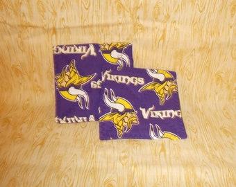 Minnesota Vikings NFL Coasters - Set of 2 or 4--Free Shipping!