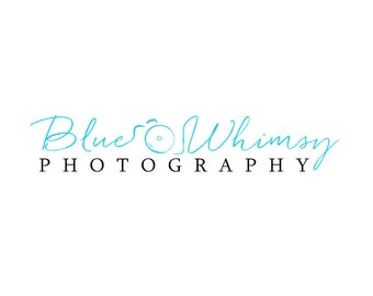 Custom Photography Logo