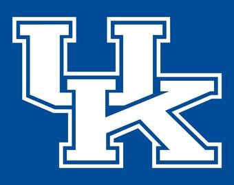 University of Kentucky Wildcats Decal