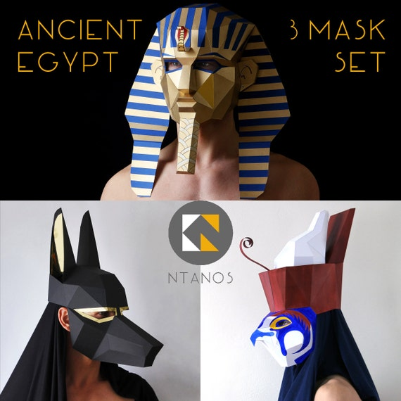 sc 1 st  Etsy : make your own egyptian costume  - Germanpascual.Com