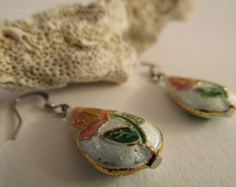 2778 - Pearl Earrings Chinese