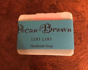 Loo Loo , Handmade Soap