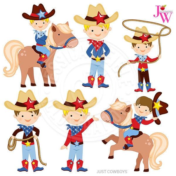 just cowboys digital clipart cowboy graphics cowboy clip rh etsy com Cartoon Cowboy Cartoon Cowboy