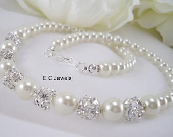Elegance Bridal Necklace