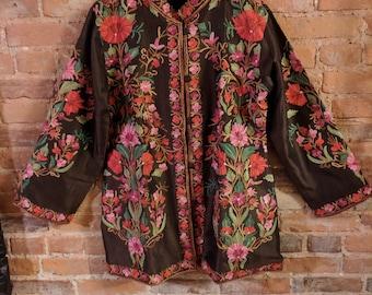 Shalimar - Hand Aari-Work Jacket