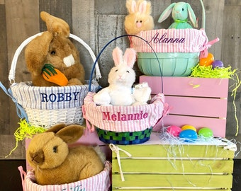 Easter basket ideas etsy negle Images