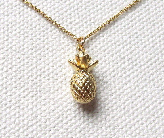 necklaces sterling n flotsam necklace silver pineapple co pendant