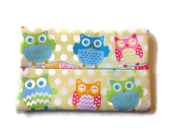 Owl Tissue Holder