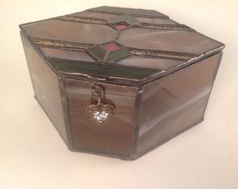 Mission Style Jewel Box