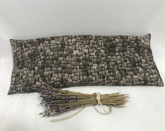 Shingles 14x6 Heat and Cold Lavender Aromatherapy Pillow