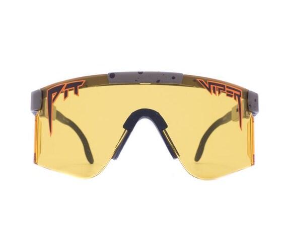THE RANGE Yellow Lens