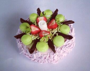 Miniature Cake 1:12 - Series 1 - 007