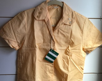 1960's Cropped Blouse