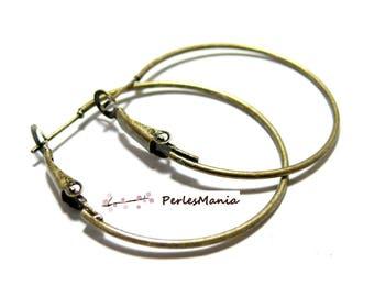 Bronze 35 mm H11220 10 hoops