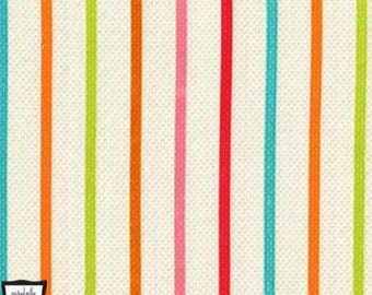 Michael Miller Textured Basics by Patty Young Swell Stripe in Multi by the Yard