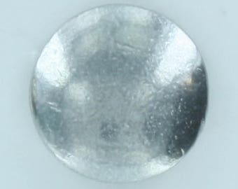 "BU-106 High dome button 3/4"""