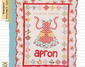 Remember Grandma's Apron