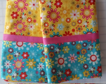 Standard Pillowcases, Fun Pillowcases, Designer Pillowcases; FloralPillowcases