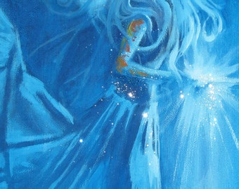 Blue Mist Fairy