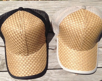 Snap Back Hat..Perfect For Both Male And Female. One Size Fits All.  Beach, Summer, Gift, Luau. Choose The Color You Like!