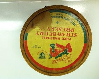 Antique Jam Bucket