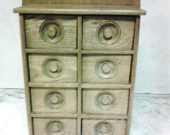 Wooden Spice Cabinet