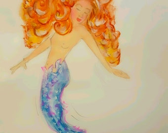 Dreams, Acrylic on canvas. Can be customized