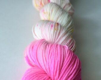 Blossom Speckled Sock Yarn