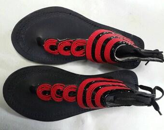 73232bc41516e1 Women s T-Strap Sandals