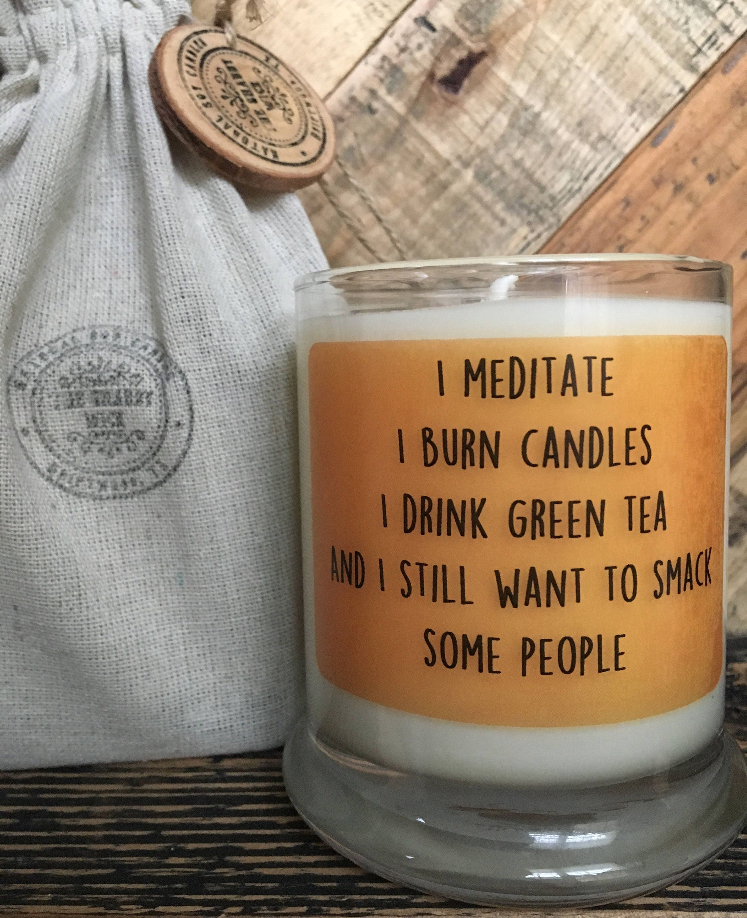 Humor Inspirational Quotes For Jar: Meditate Gift Funny Quotes Humorous Gifts Inspirational