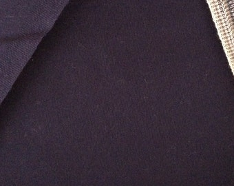Navy Blue Bottom Weight Cotton (37)