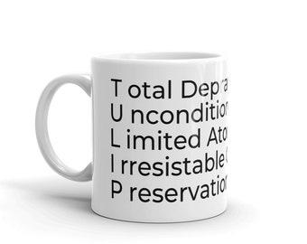Calvinism TULIP - Mug