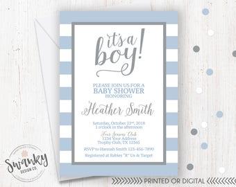 Baby shower invitations etsy filmwisefo