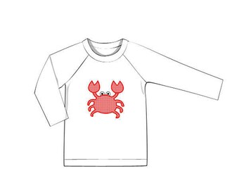 Crab Rashguard