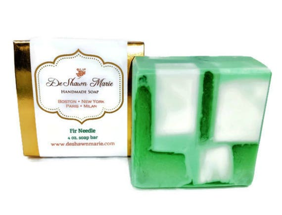 Christmas Soap/Fir Needle Soap/Christmas Tree Soap/Pine Soap/Handmade Soap/Soap Gift/Vegan Soap/Natural Soap/Homemade Soap/Christmas Gift