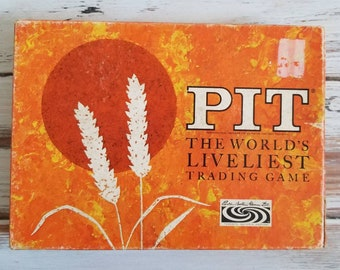 Vintage Pit cards, parker brothers card games
