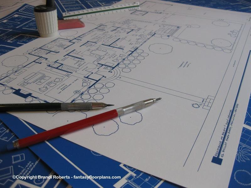 Betty and don draper house floor plan mad men blueprint zoom malvernweather Gallery