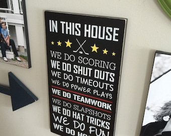 In This House We Do Hockey