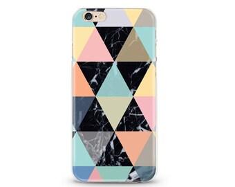 True Triangles -  iphone 6s case, clear iphone 6 case, clear iphone case ,clear iphone cases