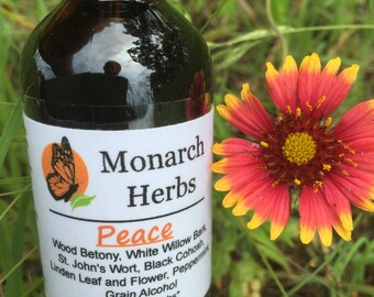 Peace Tincture for Headaches