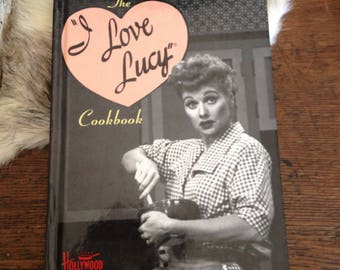 I LOVE LUCY COOKBOOK Gift