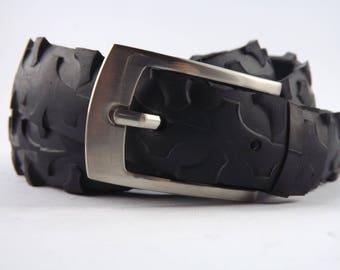 PIEL DE RUEDA - Recycled mtb tire belt
